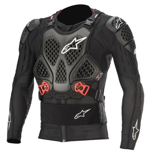 2020 Alpinestars Bionic Tech V2 Protection Jacket Black/Red