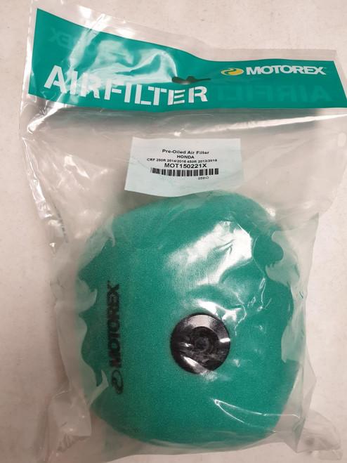 Air Filter Honda CRF 250R 2014/2016 CRF 450R 2013/2016 MOT150221X