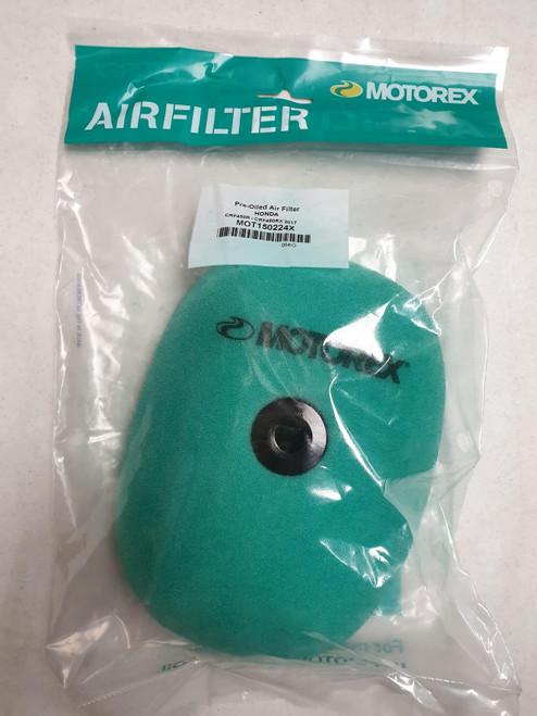 Air Filter Honda CRF250R 2018 CRF450R  2017/2019 MOT150224X