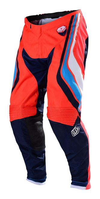 TLD Motocross Pant SE Seca Orange/Dark Navy Adult Fall 19 MX