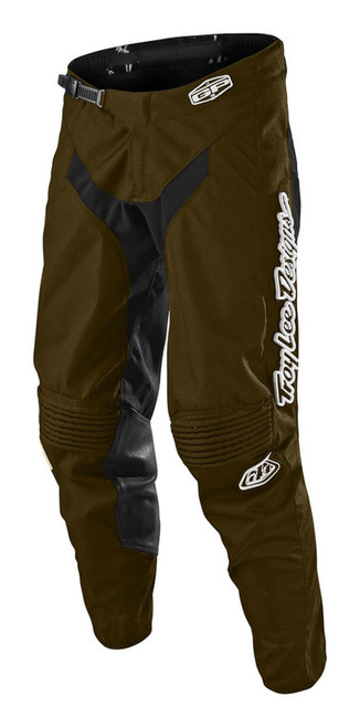 TLD Motocross Pant F19 GP Mono Brown Adult Men's MX Troy Lee Designs Off-Road