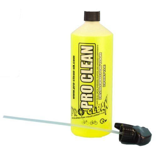 Pro Clean Bike Cleaning Solution Spray 1Ltr