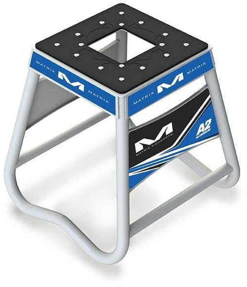 Matrix Concepts A2 Aluminum Stand Blue