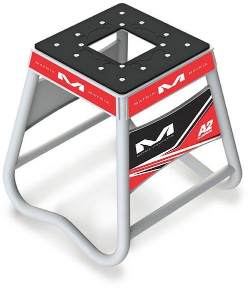 Matrix Concepts A2 Aluminum Stand Red