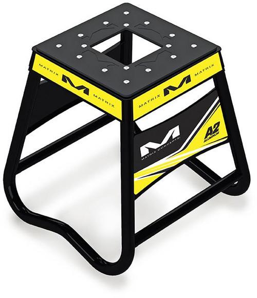 Matrix Concepts A2 Aluminum Stand Yellow