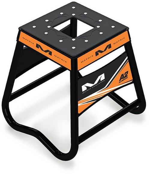 Matrix Concepts A2 Aluminum Stand Orange