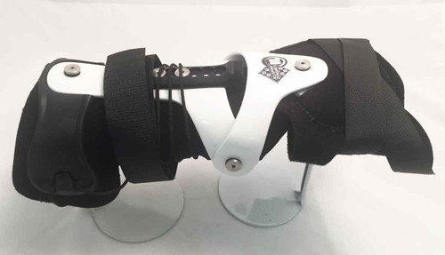 Allsports Wrist Brace Dynamics OH2 Lacer Black