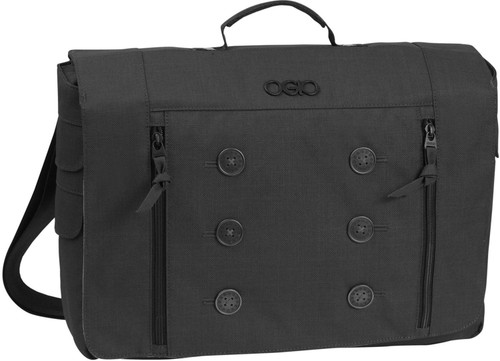Ogio Manhattan Womens Messenger Bag Black