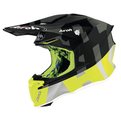 Airoh Motocross Helmet Twist 2.0 Frame Anthracite Matt