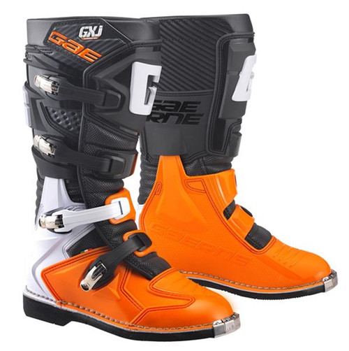 Gaerne Motocross Boots GX-J Youth Black/Orange