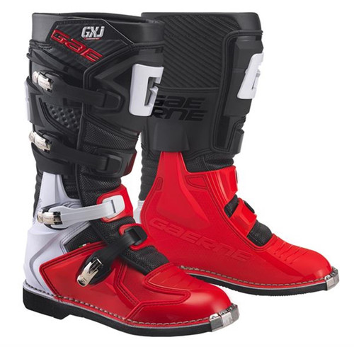 Gaerne Motocross Boots GX-J Youth Black/Red
