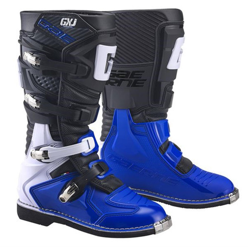 Gaerne Motocross Boots GX-J Youth Black/Blue