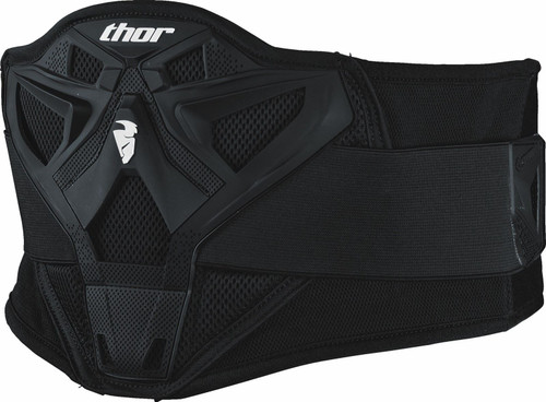 S13 Thor Youth Sector Kidney Belt Black