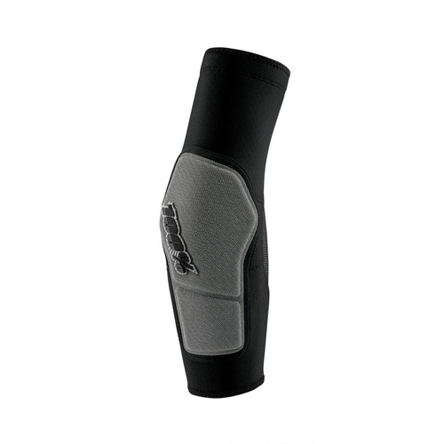 100% Ridecamp Adult Elbow Guards Black/Grey