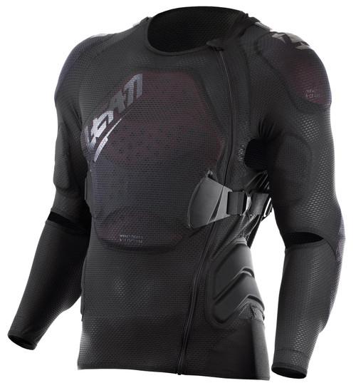 LEATT BODY PROTECTOR 3DF AIRFIT LITE V17 BLACK ADULT