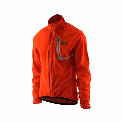 100% Hydromatic Jacket Orange