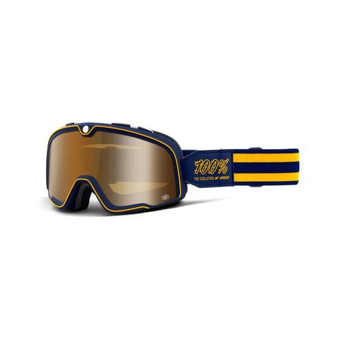 100% Barstow Goggles Rat Race / Bronze Lens