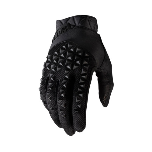 100% Geomatic Adult Gloves Black
