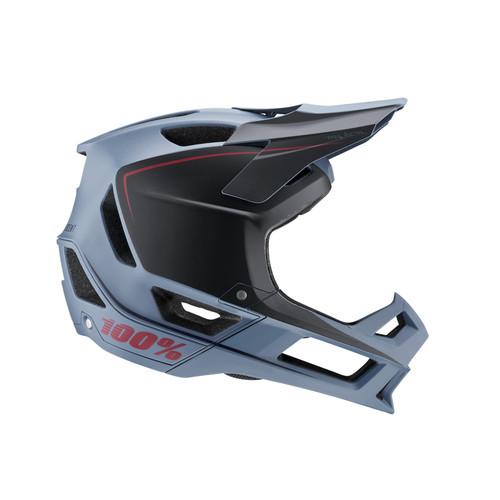 100% MTB Helmet Trajecta Slate Blue
