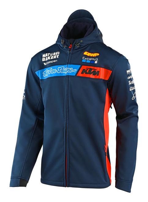 Troy Lee Designs TLD Men's Adult KTM Pit Jacket Navy 2020