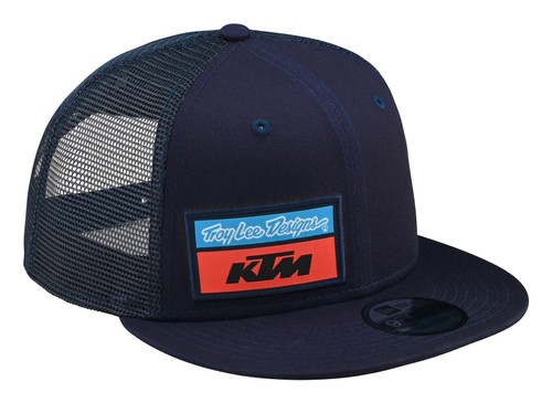 TROY LEE DESIGNS HAT SNAPBACK STOCK TLD KTM 20 NAVY