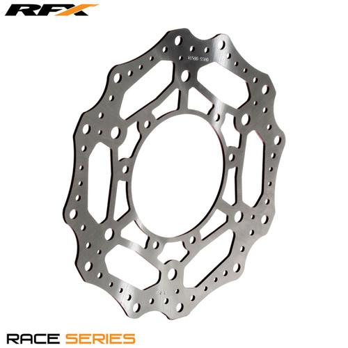 RFX Race Front Disc (Black) Honda CR/CRF125-500 95-14