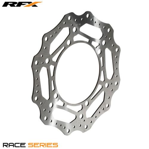 RFX Race Front Disc (Black) Honda CR125/250/500 89-91