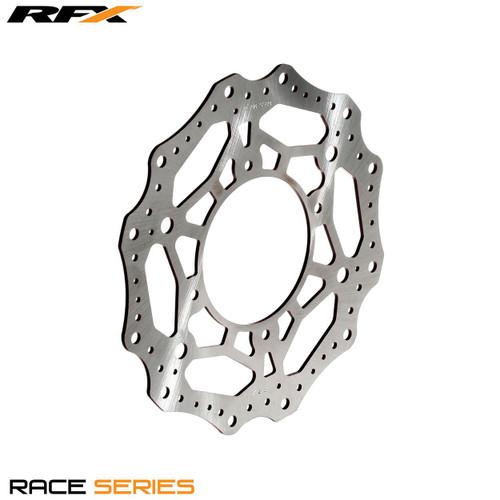 RFX Race Front Disc (Black) Honda CR80/85 96-07 CRF150 07-18