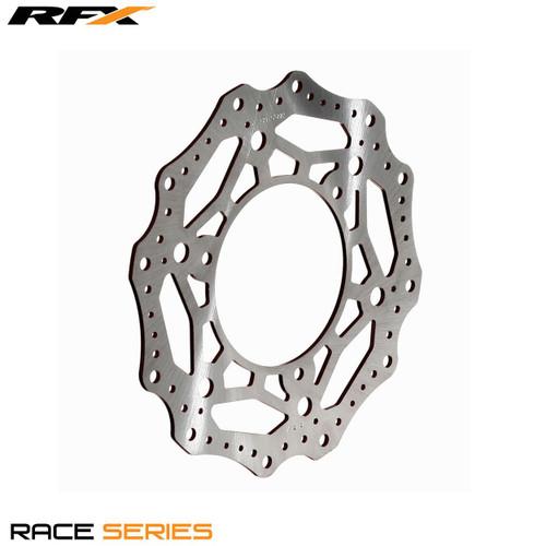 RFX Race Front Disc (Black) KTM SX65 09-18 Husqvarna TC65 17-18