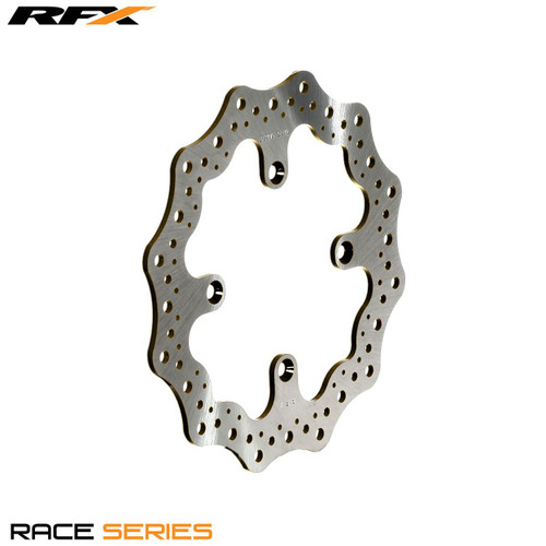 RFX Race Rear Disc (Black) Suzuki RM85 05-18