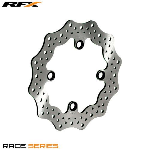 RFX Race Rear Disc (Black) Kawasaki KX80 97-99 KX85 00-18 Yamaha YZ80 86-92