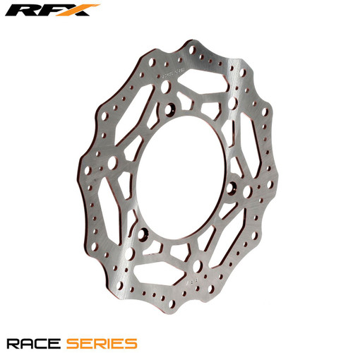 RFX Race Front Disc (Black) KTM SX65 98-08