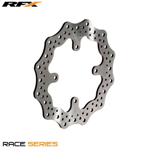 RFX Race Rear Disc (Black) Honda CR80/85 96-07 CRF150 07-18