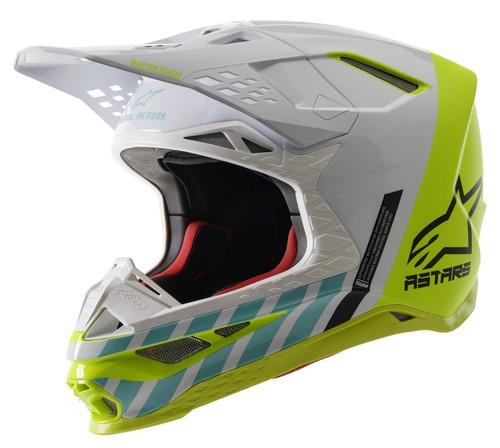 Alpinestars MX Helmet SM8 LE Anaheim 1