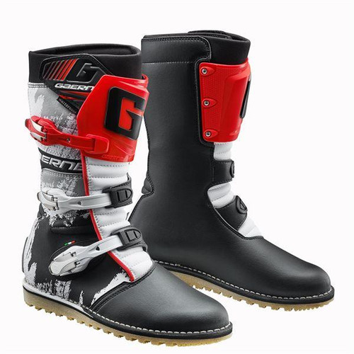 Gaerne Trials Boots Red/Black