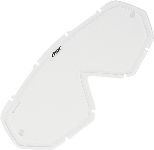 Thor Hero/Enemy Youth Lens Clear w/White