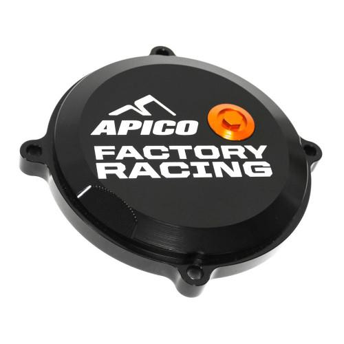 APICO CYAC018 CLUTCH COVER KTM SX50 13-19, TC50 17-19 BLACK