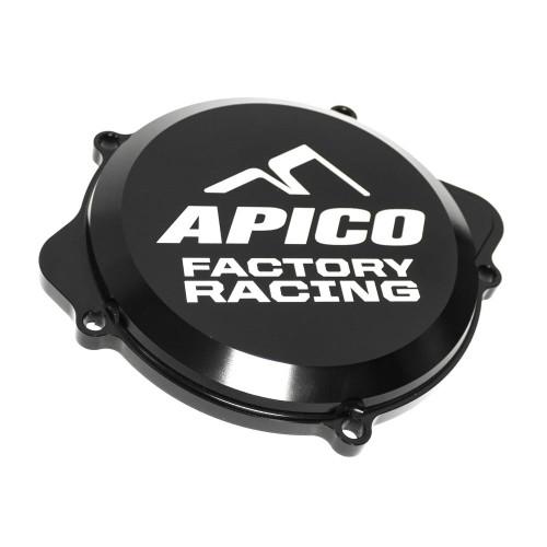 APICO CYAC019 CLUTCH COVER KTM/HUSKY SX85 03-17, TC85 14-17  BLACK