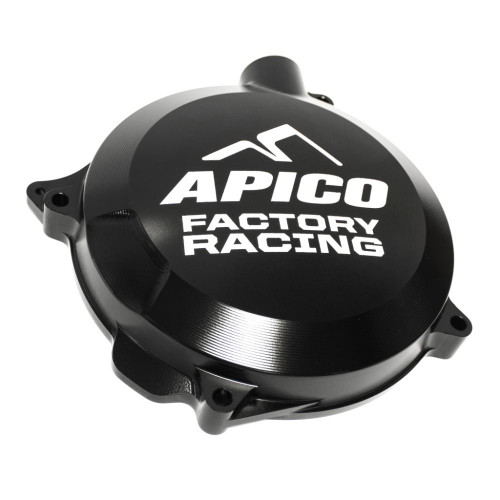 APICO CYAC017 CLUTCH COVER KTM/HUSKY SX125/144/150 00-15, EXC125/200 00-16, TE125 12-16 (R)