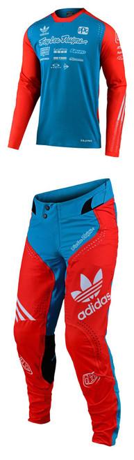 TLD SE Ultra MX Gear 2020 LE Adidas Ocean
