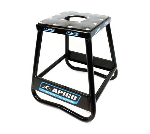 Apico Stands 96511 BIKE STAND STATIC BOX TYPE ALLOY (BLACK)