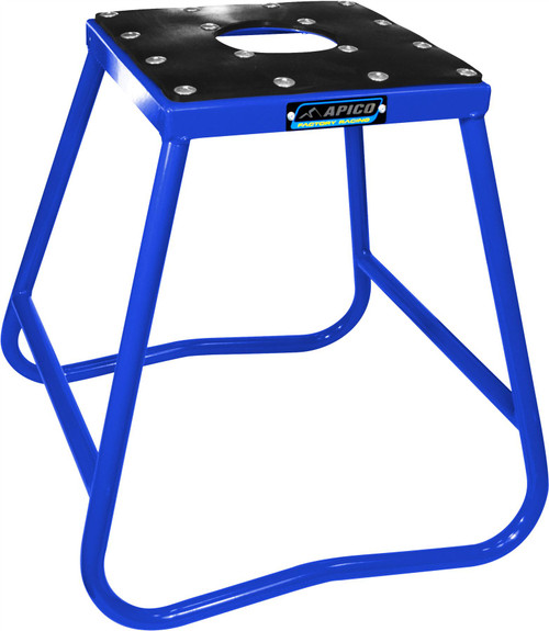 Apico Stands 96553 BIKE STAND STEEL BOX TYPE BLUE