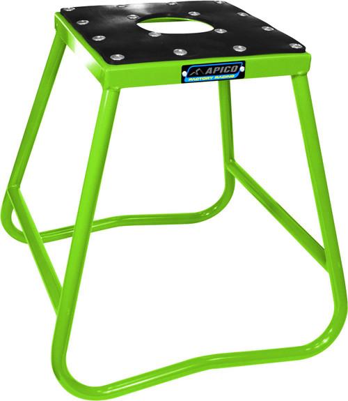 Apico Stands 96556 BIKE STAND STEEL BOX TYPE GREEN