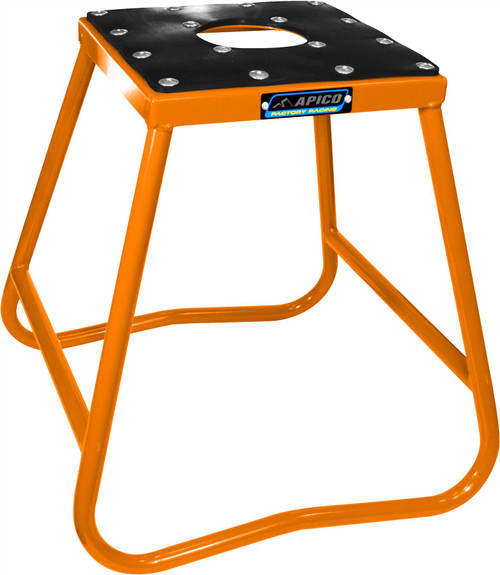 Apico Stands 96554 BIKE STAND STEEL BOX TYPE ORANGE