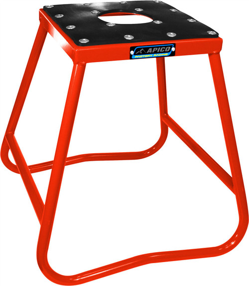 Apico Stands 96552 BIKE STAND STEEL BOX TYPE RED