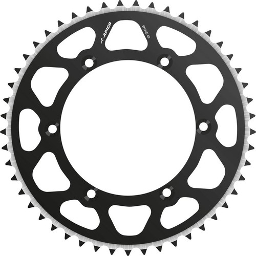 EVOLITE TR113RL 50 BLACK SPROCKET REAR EVOLITE HONDA CR/CRF 125/250/450 >19 50T BLACK