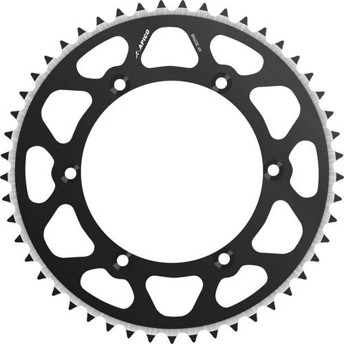 EVOLITE TR113RL 52 BLACK SPROCKET REAR EVOLITE HONDA CR/CRF 125/250/450 >19 52T BLACK