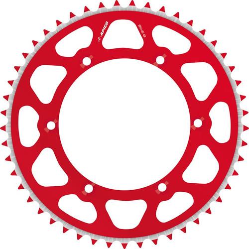 EVOLITE TR113RL 50 RED SPROCKET REAR EVOLITE HONDA CR/CRF 125/250/450 >19 50T RED