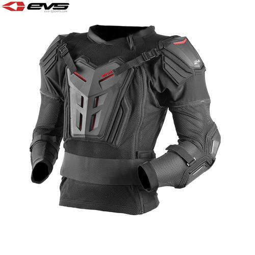 EVS Comp Suit Adult Black CE Version