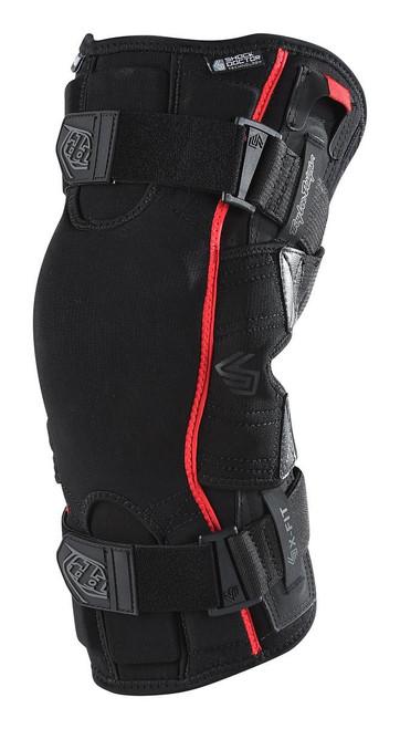 TLD Knee Brace 6400 Black Adult